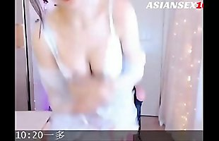 Chinese Cam Girl - Live Show 01