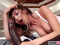 melissa moore gets fucked by huge black cock