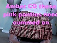 ambers panties need cummed on