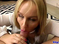 amateur uk beauty gets pov screwed by old man