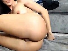 milf spread hot ass for big plushcam toy u take full control