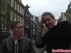 dutch prostitute pussylicked in amsterdam
