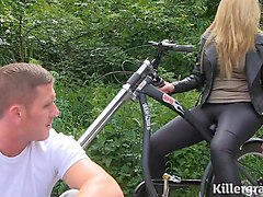 booty babe paige turnah is a naughty girly rider