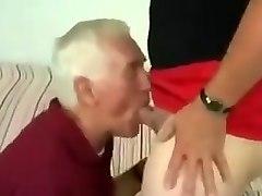 Old wolf fucked a crossdresser chubby scene 2