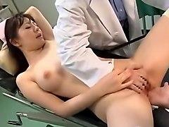 Fabulous Japanese model Nana Otone in Incredible Small Tits, Big Tits JAV scene