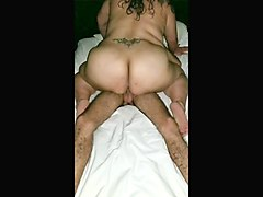 my bbw wife fucking in threesome fun.