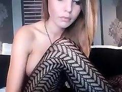 super blonde jenna lovely extreme nylon fetish