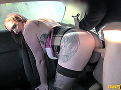 Amazing pornstar in Fabulous Tattoos, Stockings adult movie