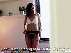 penelope cum in cheating hubby rewarded for gift