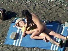 Crazy Amateur movie with Nudism, Hidden Cams scenes