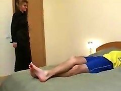 Mature s blonde hairy bush fucked