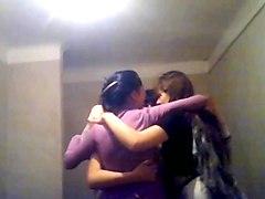 party, lesbian, russian, bedroom, lesbians