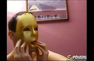 EDPOWERS - Vintage Erica Winstanley spread in facial 3way