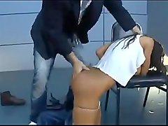 Pornstar punishment (Lisa Ann)