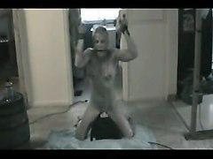slave, rides, riding, ups, tie