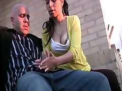 Crazy pornstar Martina G. in amazing blowjob, blowjob porn scene