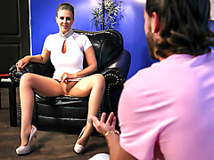 Julia Ann & Lucas Frost in For...Psychology - Brazzers