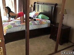 ebony mom seduces compeer's daughter and punishment making c