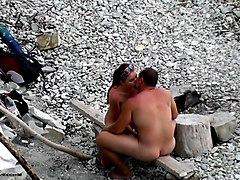 nudism, beach, incredible, scene, videos