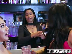 digitalplayground - the pickup line 2 amia miley and justin