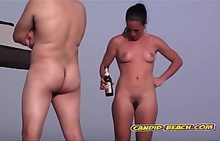 Voyeur Beach Nudist Milfs Hidden Spy Camera 8