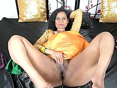 Indian Hindi Mom Catches Son Smelling Panties POV (Eng Subtitles)