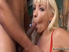 This big black cock is going all the way inside you