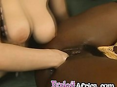 lucky guy banging two hot girls