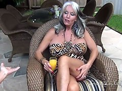 milfs enjoy an evening at the spa