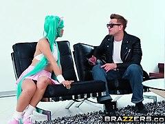 brazzers - brazzers exxtra -  otaku orgasm scene starring ay