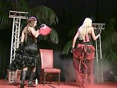 klagenfurt 2011 - regina moon & emeche monus - live show ii