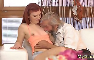 Teen sex with old man and daddy pleasing playmate'_ playmate'_s