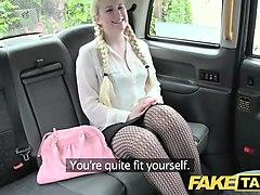 backseat, fake, public, young, blonde