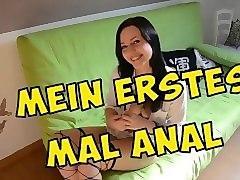 anal, brunette, amateurs, amateur, anal german