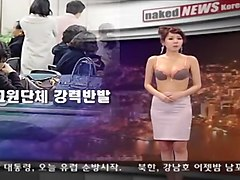 naked news Korea part 14