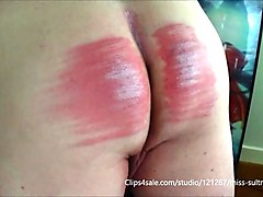 hard caning fun with miss sultrybelle