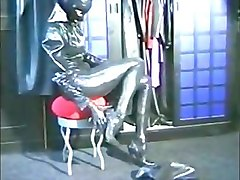 mistress in rubber