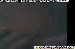 Modelo Boliviana de Santa Cruz se filma follando con el novio - XXX BOLIVIA