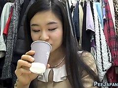 japanese ho filmed peeing