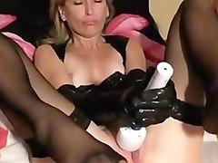 Masturbate in Spandex