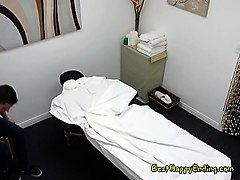 masseuse ember snow milks clients big cock
