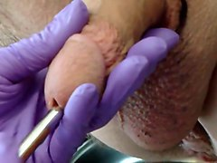 13mm sounding fingering urethra dilatation finger im schwanz