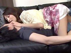 Hottest Japanese model Yuki Natsume in Best Blowjob, Cunnilingus JAV clip