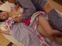 Incredible Japanese model Sayo Nakamoto in Hottest JAV scene