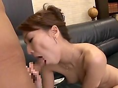 Crazy Japanese slut in Incredible Hardcore, Office JAV clip