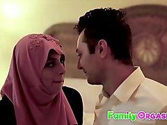 Sister'_s Stories - Busty Muslim Sister Fucked - FamilyOrgasm.com