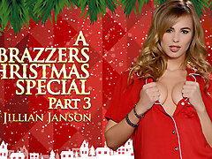 Jillian Janson & Charles Dera in A Brazzers Christmas Special: Part 3 - Brazzers