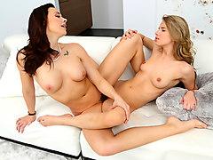 Jillian Janson & Chanel Preston in Love To Lick - MomsLickTeens