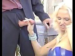 Vintage expert blowjob