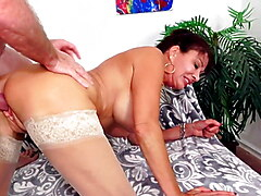 Cock Hungry Older Vanessa Videl Gets Fucked to Perfection